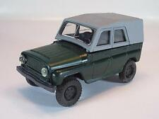 UDSSR CCCP 1/43 UAZ 469 (4x4) Jeep in O-Box #218