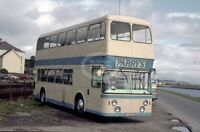 PHOTO Parry, Pwllheli Leyland PDR1/1 BTV407B at Pwllheli area in 1980