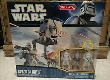 Target Exclusive STAR WARS Attack on Hoth MISB