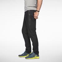 NIKE Tech Open Hem NSW Tapered Pants (545408 010) Black Men's sz 36 MSRP $120.00
