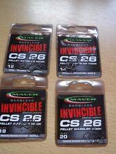 CS 21 Carp Power Maver Invincible Match Hooks