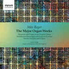 Max Reger : Max Reger: The Major Organ Works CD (2013) ***NEW***