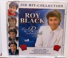 Roy Black + CD + Eine Rose schenk ich Dir + Die Hit Collection + Erfolge Vol.3 +