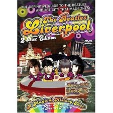 The Beatles Liverpool - A Magical History Tour DVD  2-Disc Set NEW/SEALED OOP