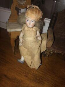 Antique Dollhouse Doll 1