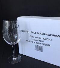 6x Moet Chandon Ice Imperial Champagner Glas Gläser dickbauchig Ballon NEU OVP