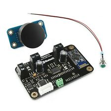 2 x 8 Watt Class D Bluetooth 4.0 Audio Amplifier diy Kit with Volume Knob - TSA