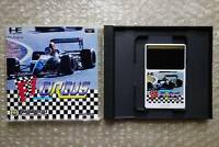"F1 Circus ""Good Condition"" PC Engine HU Card Japan"