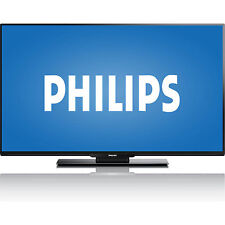 "Refurbished Philips 55"" Class 5000-Series - 4K Ultra HD, Smart, LED TV - 2160p,"