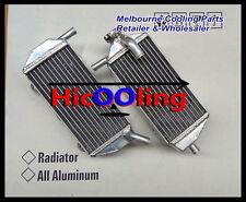 Aluminum radiator for YAMAHA YZ450F 2010 2011 2012 2013 10 11 12 13 left & right