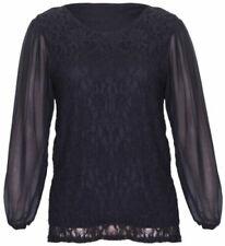 f2c2f500b5 T-shirt, maglie e camicie da donna neri taglia 48 | Acquisti Online ...