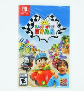 Race with Ryan: Nintendo Switch [Brand New]
