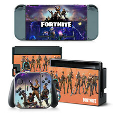 Nintendo Switch Battle Royale Sticker Game Skins Decals Wrap-5199 7pcs Skins