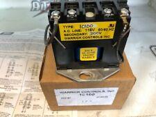 Warrick Controls 1C1D0 Series 1 Controls