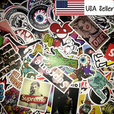 100 D Skateboard Stickers bomb Laptop Luggage Decals Dope Sticker Lot lot