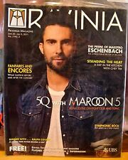Maroon 5 Adam Levine  2011 Magazine Ravna  V not a cd or dvd or blu-ray