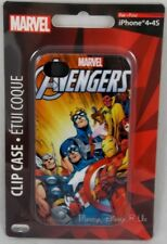 Neuf Marvel The Avengers Iphone 4/4S Portable Housse Étui Captain America