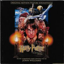 Harry Potter and the Sorcerer's Stone [Original Soundtrack] by John Williams...