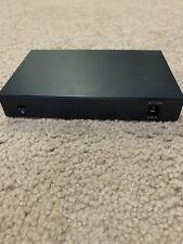 TP-LINK TL-SG108 8-Port Unmanaged Switch Version 4.28 & 3 Cat 7 Ethernet Cables
