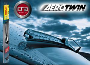 Kit 2 Spazzole tergicristallo BOSCH AEROTWIN AUDI A3 (8P) SPORTBACK DAL 2004 ANT