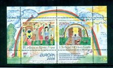 Serbia Montenegro  2006 Europa Integration of Immigrants Mini Sheet Kids Art MNH