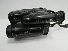 SONY HANDYCAM CCD-TR705E HI8 VIDEO CAMERA RECORDER (REFLC246)