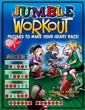 Jumble Workout : Puzzles to Make Your Heart Race! by Tribune Media Services...