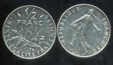50 centimes SEMEUSE 1994 DAUPHIN    ( bis )