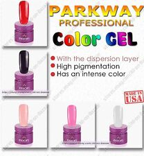 Parkway Profi Colors Gel paint Uv Gel Nail Art 5 ml. with a sticky layer