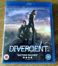 DIVERGENT [ BLUE - RAY ]