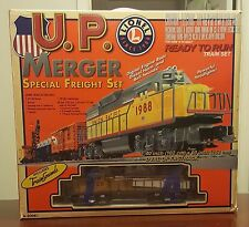 Lionel 6-30081 U.P. Merger Special Freight set - In Shipping Box!