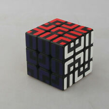 New Cubetwist 3x3x3 magic cube labyrinth pattern  puzzle special cube Toy gift
