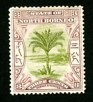 North Borneo Stamps # 82 XF OG LH