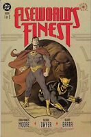 * Elseworld's Finest DC Elseworlds Graphic Novel TPB Prestige Comic Book