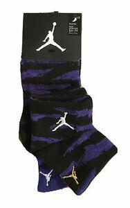 Nike Air Jordan Jumpman Quarter or No-Show Socks, Kid sizes 10C-3Y, 3Y-5Y, 5Y-7Y