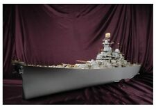 BRAND New 1/200 USS IOWA Value PACK for Trumpeter by MK1 Design #MD20009