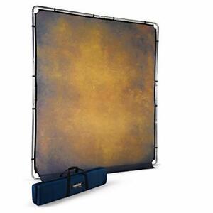 4457013-Lastolite by Manfrotto Cover per fondali EzyFrame Vintage 2x2,3m - Oliva