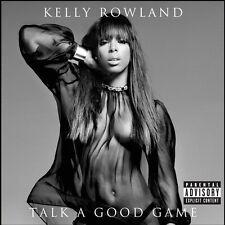 Kelly Rowland - Talk a Good Game [New CD] Explicit