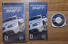Need For Speed Shift - Sony PSP - Complete