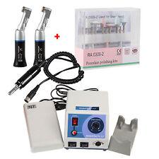 dentale maratona motore elettrico micro motore+ 2 contrangolo+Polishing Kit ITK2