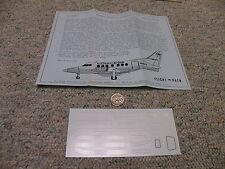 Flight Path decals 1/72 FP72-01 Northwest Airlink BAe Jetstream 31    Box 10