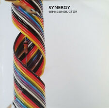 SYNERGY - SEMI CONDUCTOR - PASSPORT 11002 - 1984 - 2 LP SET - ELECTRONIC MUSIC