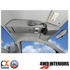 OUTBACK 4WD INTERIORS ROOF CONSOLE - TOYOTA HILUX SINGLE CAB 03/05-09/15