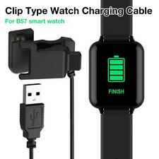 B57 Smart Watch Charging Cable Clip Type Connecting Line Chargers Adapter