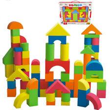 41pcs Soft Eva Foam Building Blocks Different Shape Kids Educational Toy Set