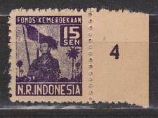 Indonesie Indonesia Japanese occupation Sumatra 19 MNH PF rand Japanse bezetting
