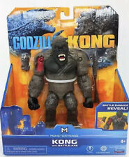 "2020 Playmates Godzilla Vs. Kong MonsterVerse Kong With Battle Axe 6"" Figure New"