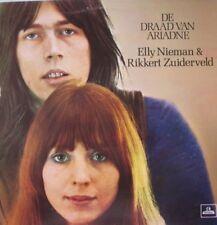 ELLY NIEMAN & RIKKERT ZUIDERVELD - DE DRAAD VAN ARIADNE  -  LP