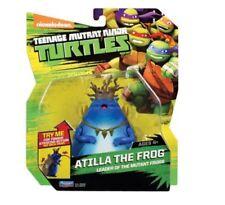 TMNT Teenage Mutant Ninja Turtles Atilla the Frog Action Figure