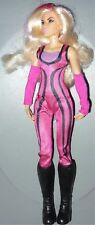 NATALYA - WWE Mattel Superstar Fashions 12 Inch Doll Wrestling Girls Toy LOOSE